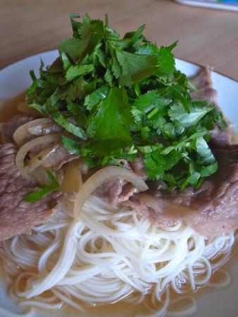 パクチー牛シャブ素麺1.jpg
