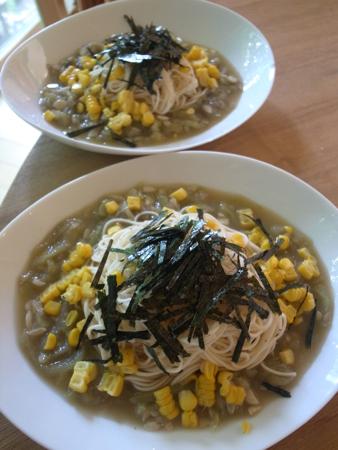 ヘチマスープ素麺2.jpg